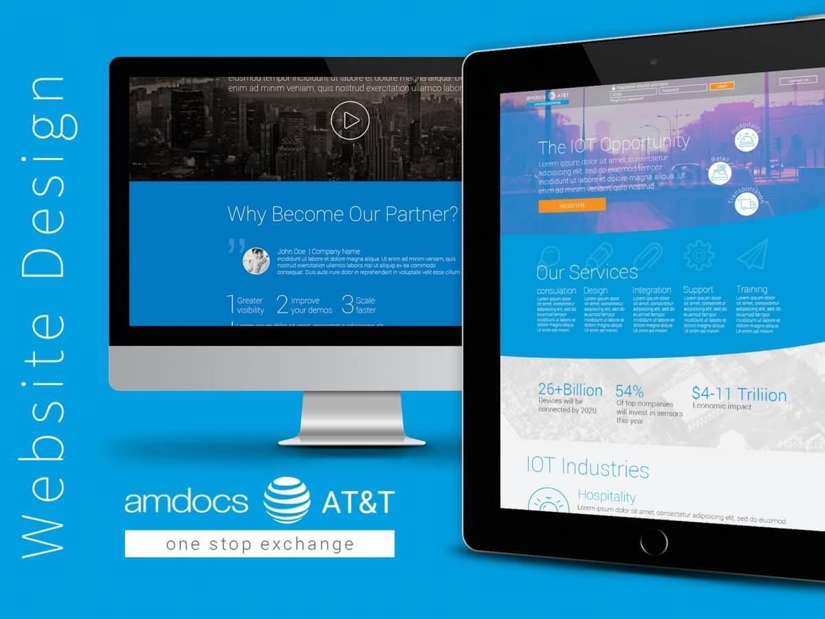 Amdocs + AT&T